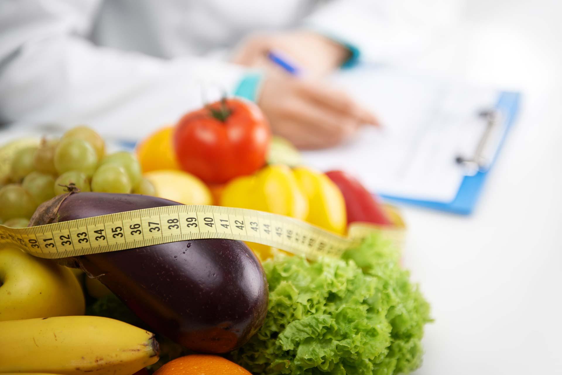 Servicios - Nutrición