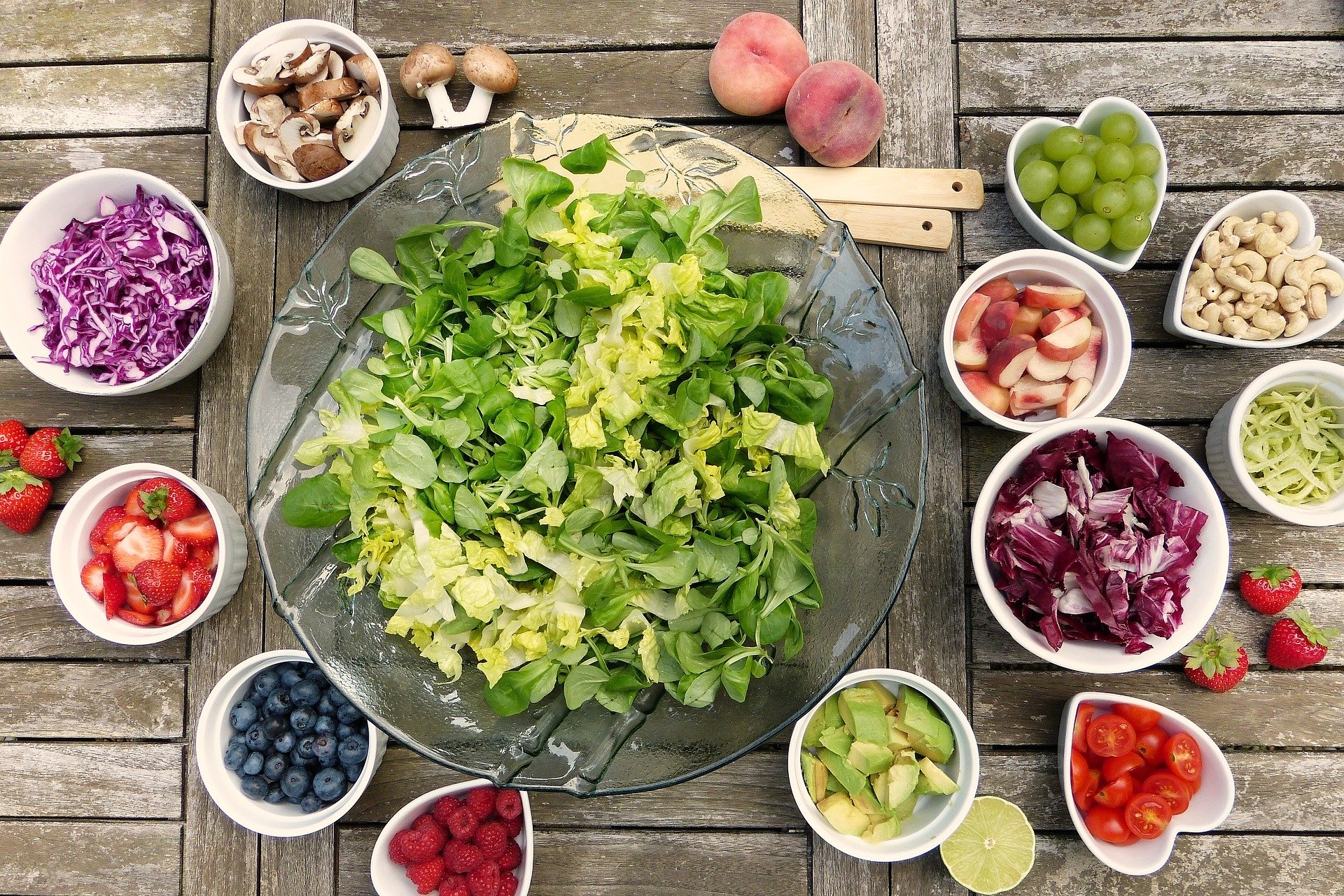 Alimentación en la fertilidad