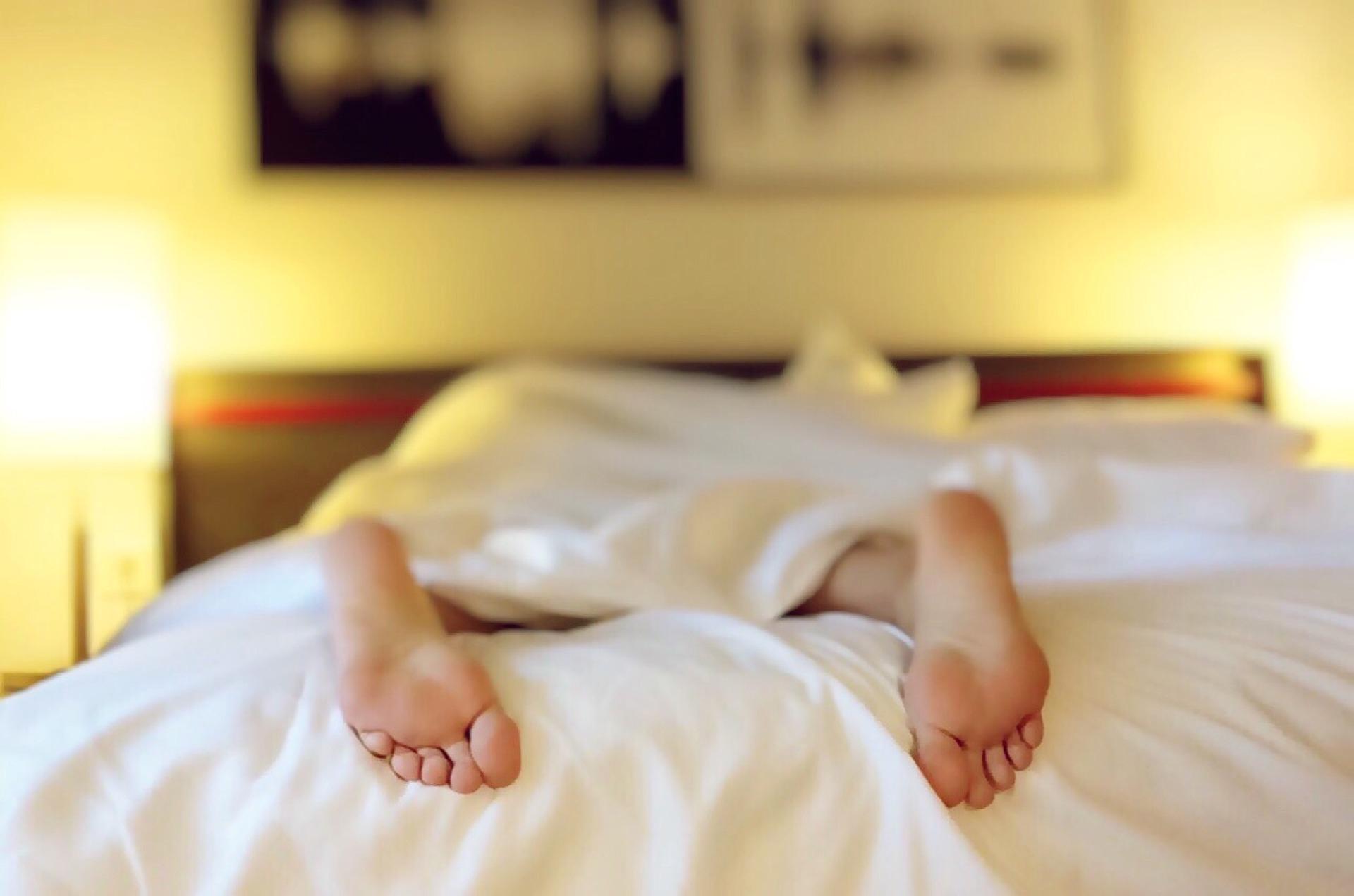 Reflexología e Insomnio